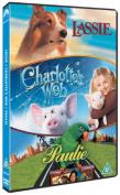 Charlotte's Web/Lassie/Paulie [Region 2]
