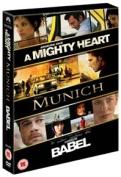 Babel/Munich/A Mighty Heart [Region 2]