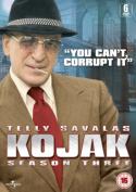 Kojak: Season 3 [Region 2]