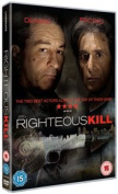 Righteous Kill [Region 2]