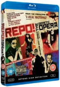 Repo! The Genetic Opera [Region 2] [Blu-ray]