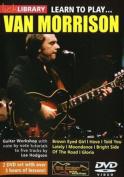Learn to Play Van Morrison [Region 2]