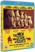The Men Who Stare at Goats [Region B] [Blu-ray]