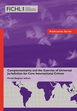 Complementarity and the Exercise of Universal Jurisdiction for Core International Crimes Download The Amazon Book How To Break The Lights
