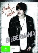 Justin Bieber: Biebermania [Region 4]