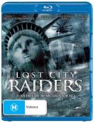 Lost City Raiders [Region B] [Blu-ray]