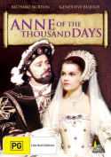 Anne Of The Thousand Days [Region 4]