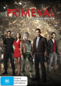 Primeval: Series 4 [Region 4]