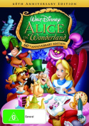 Alice in Wonderland (1951)  [Region 4]