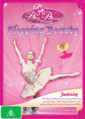 Prima Princessa Presents: Sleeping Beauty