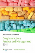 Drug Interactions Analysis and Management
