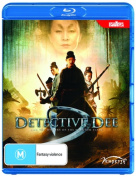 Detective Dee and the Mystery of the Phantom Flame [Region B] [Blu-ray]