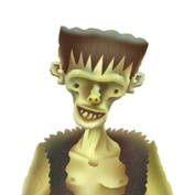 Monsters Magnetic Figures