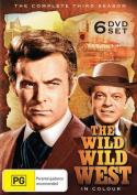 The Wild Wild West - Season 3 [Region 4]