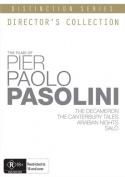 Pier Paolo Pasolini - The Films Of Pier Paolo Pasolini [Region 4]
