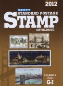 Scott Standard Postage Stamp Catalogue, Volume 3
