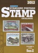 Scott Standard Postage Stamp Catalogue, Volume 6