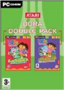 Dora the Explorer Double Pack - Back Pack Adventure and Lost City Adventure