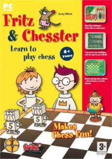 Fritz & Chesster - Learn to Play Chess Vol 1