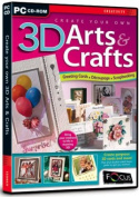 Create your own 3D Arts and Crafts