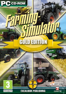 Farming Simulator Gold Edition