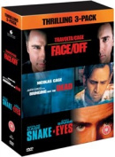 Face/off/Snake Eyes/Bringing Out the Dead [Region 2]