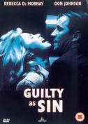 Guilty As Sin [Region 2]