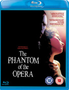 Andrew Lloyd Webber's The Phantom of the Opera [Region 2] [Blu-ray]