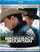 Brokeback Mountain [Region 2] [Blu-ray]