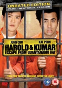 Harold and Kumar Escape from Guantanamo Bay [Region 2]
