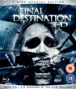 Final Destination (3D) [Region 2] [Blu-ray]
