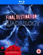Final Destination Quadrilogy [Region 2] [Blu-ray]