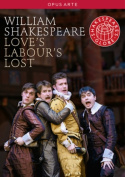 Love's Labour's Lost from Shakespeare's Globe [Region 2]