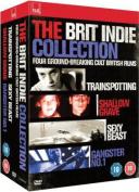 Brit Indie Collection [Region B] [Blu-ray]
