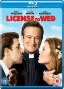 License to Wed [Region 2] [Blu-ray]