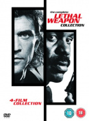 Lethal Weapon Collection [Region 2]