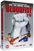 Bloodfist 1-4 [Region 2]