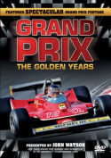 Grand Prix: The Golden Years [Region 2]