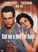 Cat On a Hot Tin Roof [Region 2]