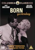 Born Yesterday [Region 2]