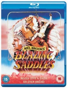 Blazing Saddles [Region 2] [Blu-ray]