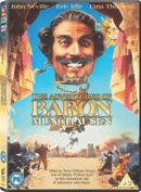 Adventures of Baron Munchausen [Region 2]