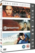 V for Vendetta/Constantine/Superman Returns [Region 2]