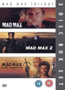 Mad Max Trilogy [Region 2]