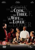 Cook, the Thief, His Wife and Her Lover [Region 2]