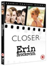 Closer/Erin Brockovich [Region 2]