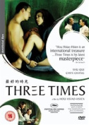 Three Times [Region 2]
