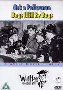 Ask a Policeman/Boys Will Be Boys [Region 2]
