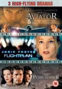 Pearl Harbor/Flightplan/The Aviator [Region 2]