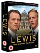 Lewis: Series 1-4 [Region 2]